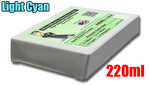 Epson Stylus Pro 4880 MaxBlack Dye Ink Cartridge - Prefilled - LIGHT CYAN Slot