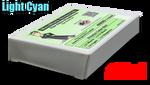 Epson Stylus Pro 4800 MaxBlack Dye Ink Cartridge - Prefilled - LIGHT CYAN Slot