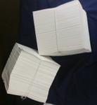 White Cutaway Pre Cuts