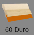 60 Durometer Squeegee - Wooden Handle
