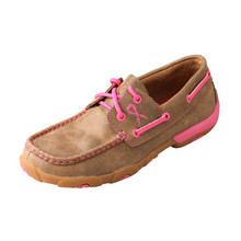 Youth Twisted X  Driving  Mocs Neon Pink