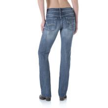 Wrangler® Jean - Mid-Rise - Straight Leg (09MWTMS)