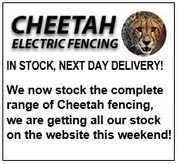 Cheetah fencers complete range, call for details
