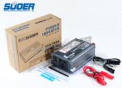 500W INVERTER - Run your clipper off your car battery!