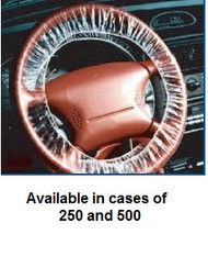 Steering Wheel Covers - Plastic FREE SHIPPING