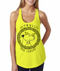 """PIT BULLS ARE LOVERS"" Ladies Tanks ➜MORE COLORS"