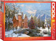 Holiday Lights 1000-Piece Jigsaw Puzzle