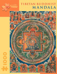 Tibetan Buddhist Mandala Puzzle