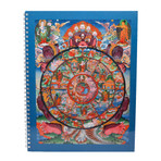 The Wheel of Life - Notebook