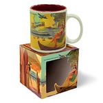Good Times Ceramic Mug Gift Boxed 11oz 03278000