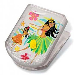 Island Hula Honeys Floater Magnet Clip 08611000
