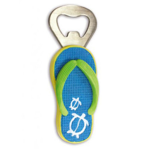 Honu Flip Flop Magnetic Bottle Opener 10714000