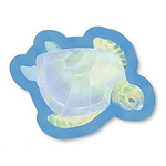 Turtle Die-Cut Sticky Notes 26414000