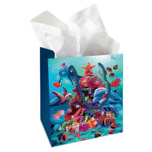 Oceanic Holiday Small Gift Bag 30032001