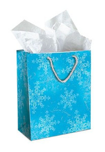 Honu Flurries Gift Bag  Medium - 30134002
