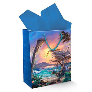 Beach Sunset Gift Bag Medium 30144002