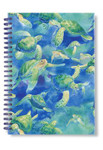 Sea Turtle Swimming Honu Journal - 31088000