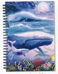"""Whales """"Precious Ocean Life"""" Journal - 31098000"""