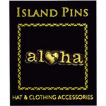 Heart of Hawaii - Aloha Island Pin 32855000