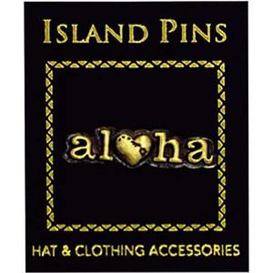 Heart of Hawaii - Aloha Island Pin 32855000