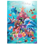 Oceanic Holiday - Deluxe Boxed Christmas Cards 52993000