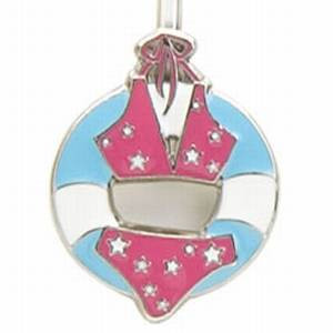 Bikini Theme Key Finder Holder - 01-065