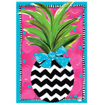Colorful Pineapple Garden Flag 1967FM
