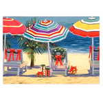"Christmas Cards ""Tropical Holiday"" Box of 16 - 25-442"