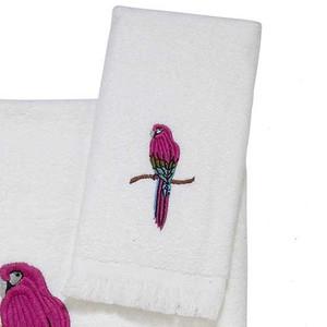 Parrot Fingertip Towel 3565FW