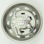 Sea Turtle Kitchen Sink Strainer - Stainless Steel - 39SS