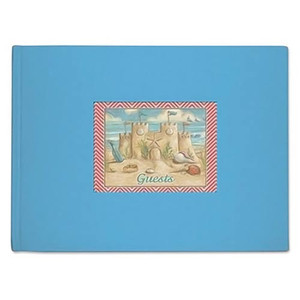 Guest Book Sandcastle 49-173