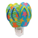 "Flip Flops Night Light ""Flip Flop Parade"" - 840-59"
