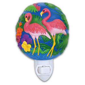Night Light Flamingo Paradise 840-65