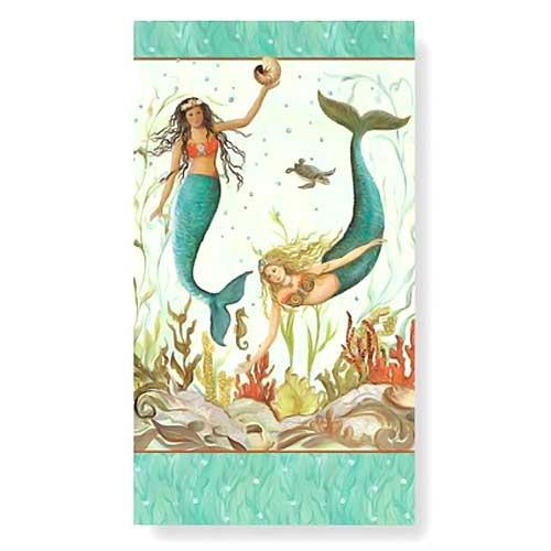 Mermaid Guest Towels