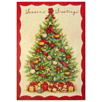 Christmas Cards Seasons Greetings 10 Per Box C73335