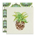 Pineapple Theme Gift Enclosure Card w Envelope - 10365