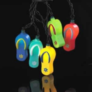 Flip Flops String Lights 10 feet - UL1823