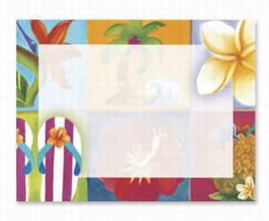 Aloha Icons Sticky Notes  - 26039000