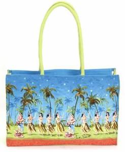 Aloha Paradise Medium Tote Bag -  HD7552