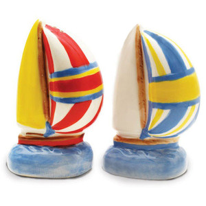 Sailboat Salt & Pepper Shakers 822-38