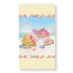 Colorful Shells - Paper Guest Towels 30 Pack 848-67