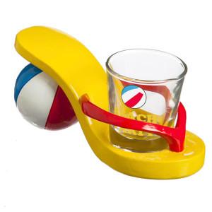 Flip Flop Novelty Shot Glass 2SHR015
