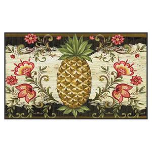 "Tropical Pineapple Welcome Floor Mat - 18"" x 30"" - 800044"
