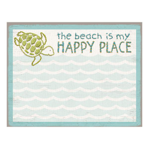 Happy Place Sea Turtle Note Pad - 27529