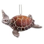 Sea Turtle Christmas Ornament - 880-04