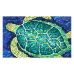 Sea Turtle Floor Mat 2390M