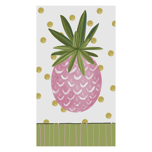 Pineapple Delight Paper Guest Towels - 4NG5409