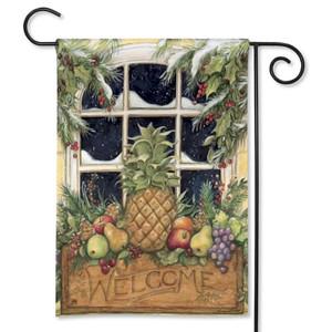 Pineapple Window Box Garden Flag 35000
