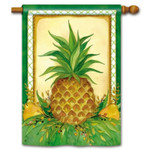 Pineapple Pear House Flag 97151