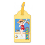 Summer Beach Fun Luggage ID Tag - 905-18
